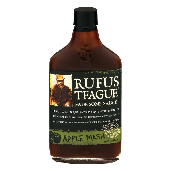 Rufus Teague Made Some Sauce Apple Mash