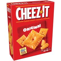Cheez-It® Original Baked Snack Crackers 7 oz. Box