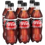Coca-Cola Zero Sugar Soda, 16.9 Fl Oz, 6 Count