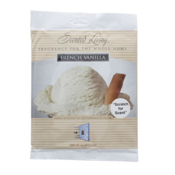 Scented Living French Vanilla Home Scent