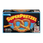 SuperPretzel Soft Pretzels Baked - 6 CT