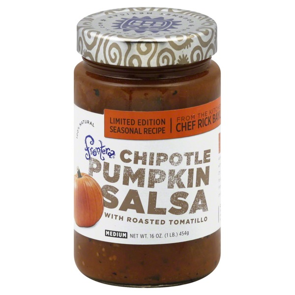 Frontera Salsa, Chipotle Pumpkin, Medium