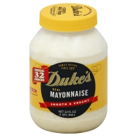 Dukes Mayonnaise Real Smooth & Creamy Sugar Free