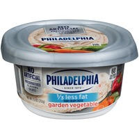 Kraft Philadelphia Reduced Fat Garden Vegetable Cream Cheese