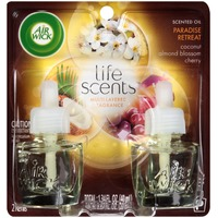 Air Wick Life Scents Paradise Retreat Scented Oil Refills