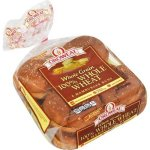 Arnold 100% Whole Wheat Whole Grain Hamburger Buns, 8ct