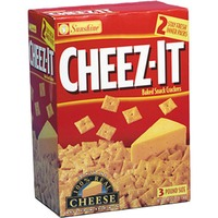 Sunshine Cheez-It Cheddar Cracker