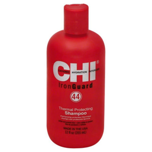Chi Shampoo, Iron Guard, Bottle