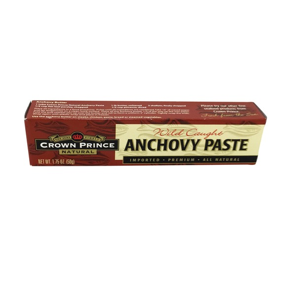 Crown Prince Wild Caught Anchovy Paste