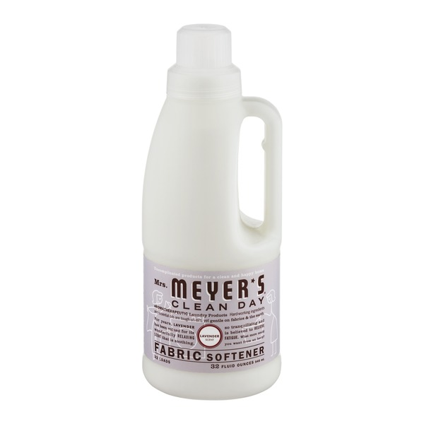 Mrs. Meyer's Clean Day Fabric Softener Lavender Scent