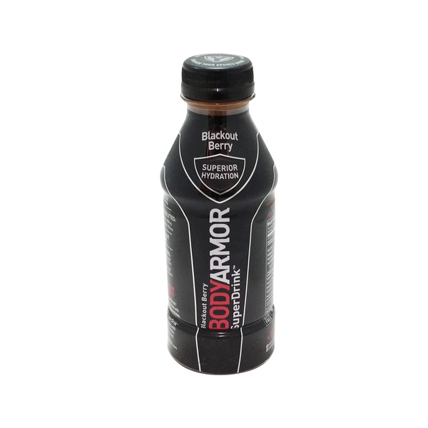 Body Armor Blackout Berry