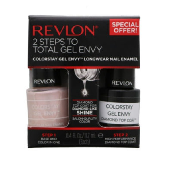 Revlon Gel Envy Nail Color, 730 Beginner's Luck