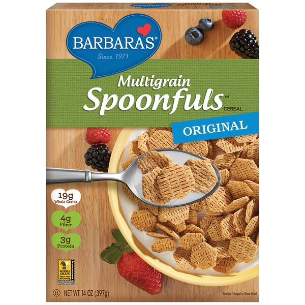 Spoonfuls Multigrain Spoonfuls Original Cereal