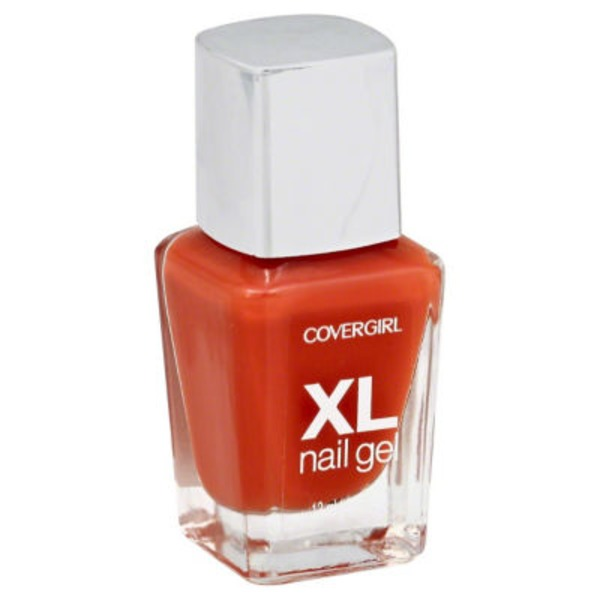 CoverGirl XL Nail Gel Overblown Orange 790 Nail Polish