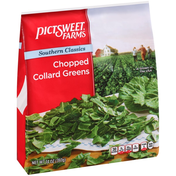 Pictsweet Farms Southern Classics Chopped Collard Greens