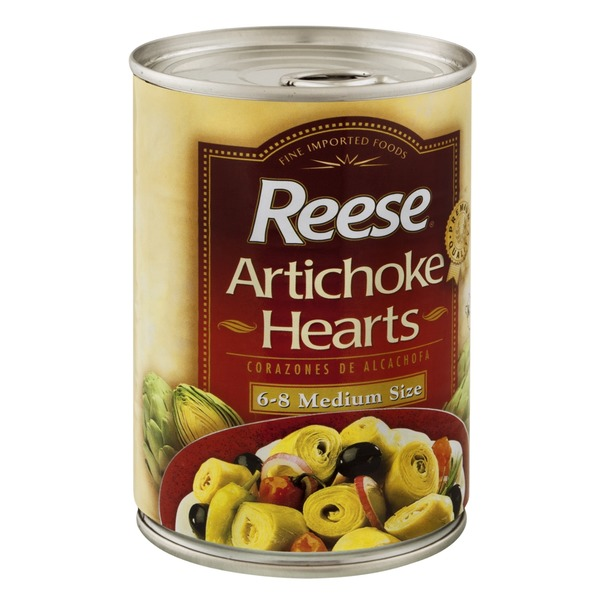 Reese's Artichoke Hearts Medium