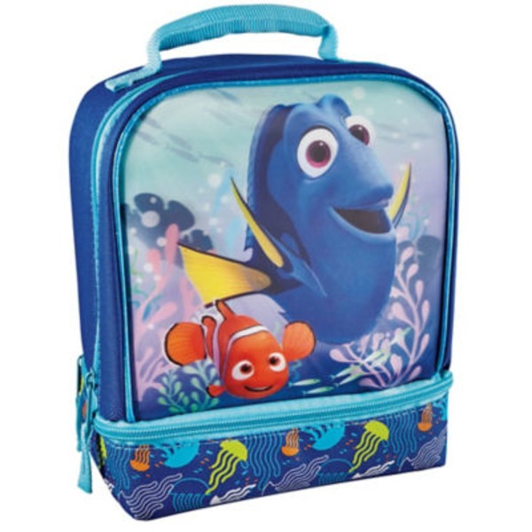 Dory Drop Bottom Dual Lunch Kit