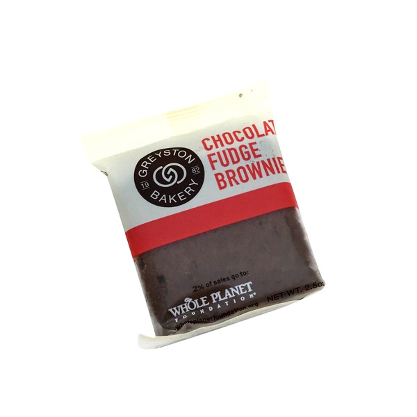 Greyston Bakery Classic Fudge Brownie