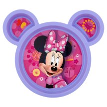 The First Years Minnie Mouse Feeding Plate