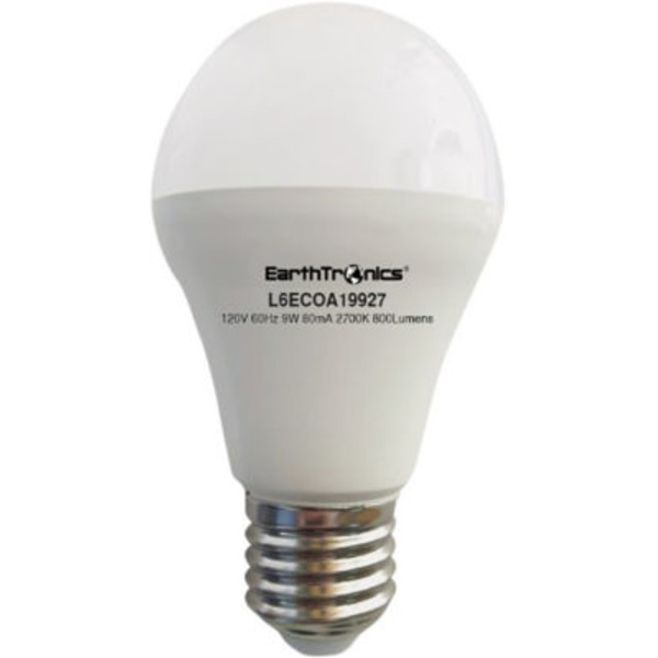 Earthbulb A19 Led 9 Watts Soft White