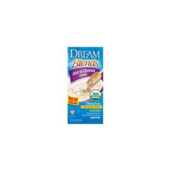 Dream Blends Rice & Quinoa Drink Organic Original Unsweetened