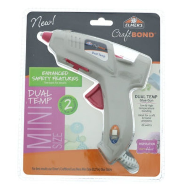 Elmer's Dual Temperature Mini Glue Gun