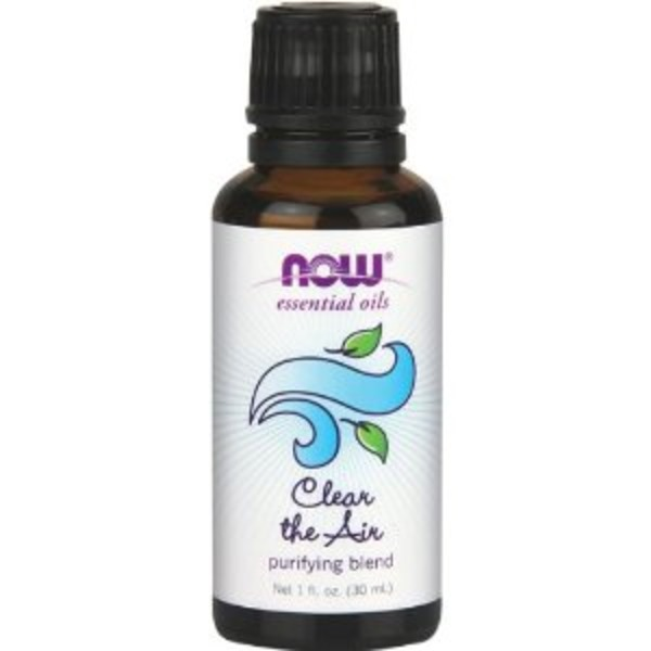Now Essential Oils Clear The Air Purifying Blend