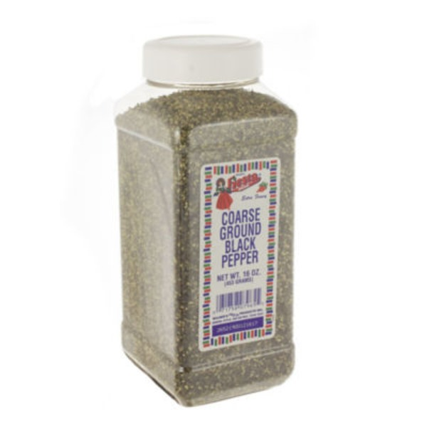 Bolner's Fiesta Coarse Ground Black Pepper