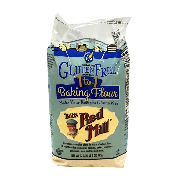 Bob's Red Mill 1 to 1 Gluten Free Baking Flour