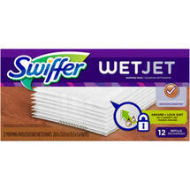 Swiffer WetJet Hardwood Floor Spray Refills