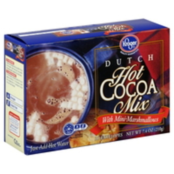 Kroger Hot Cocoa Mix Mini Mallows