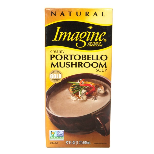 Imagine Foods Soup Creamy Portobello Mushroom Natural
