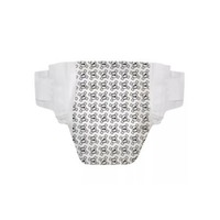 The Honest Company Skulls Diapers Size 2 S/M