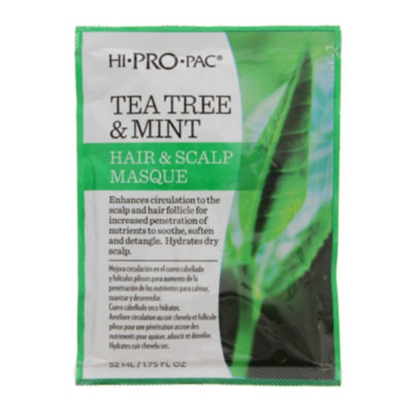 Pro Pac Tea Tree & Mint Scalp Masque Treatment