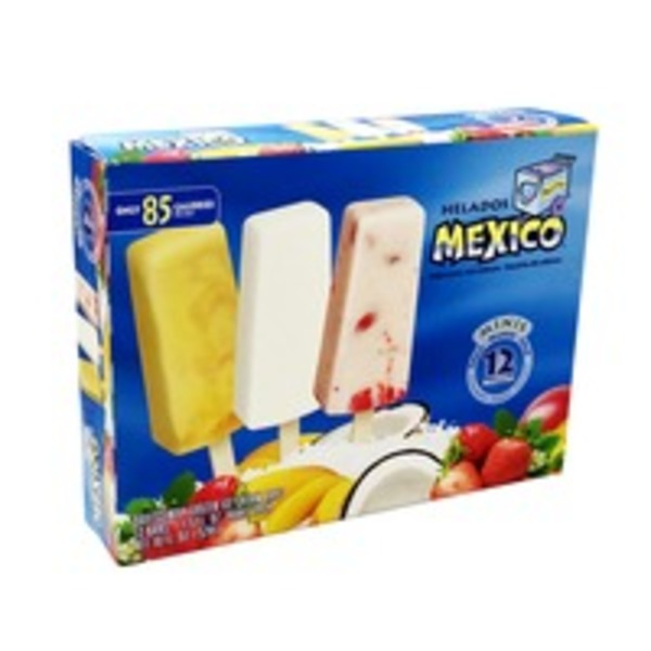 Helados Mexico Minis, Assorted Ice Cream Bars