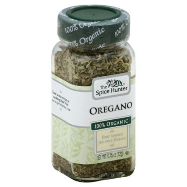 The Spice Hunter Oregano 100% Organic