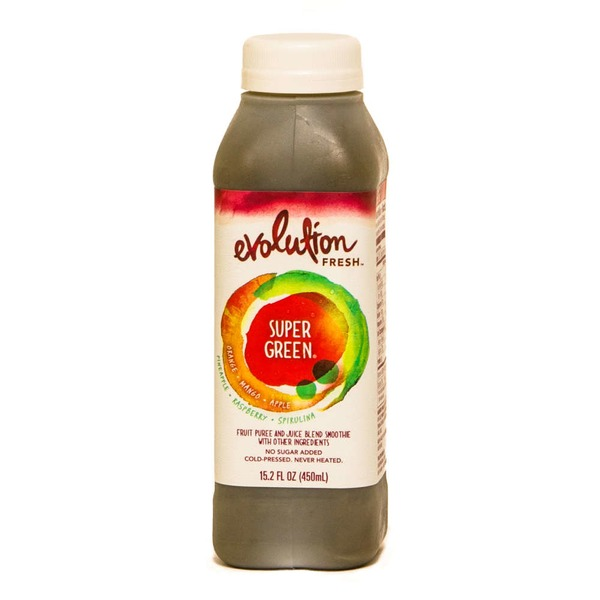 Evolution Fresh Cold-Pressed Super Green Smoothie