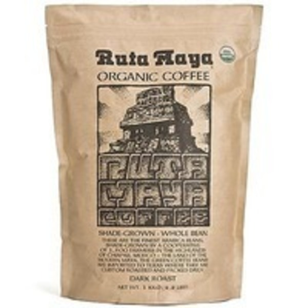 Ruta Maya Organic Dark Roast Coffee