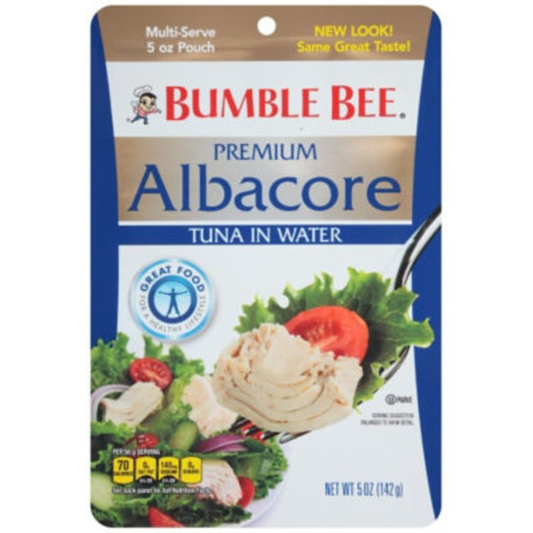 Bumble Bee Premium Albacore in Water Tuna