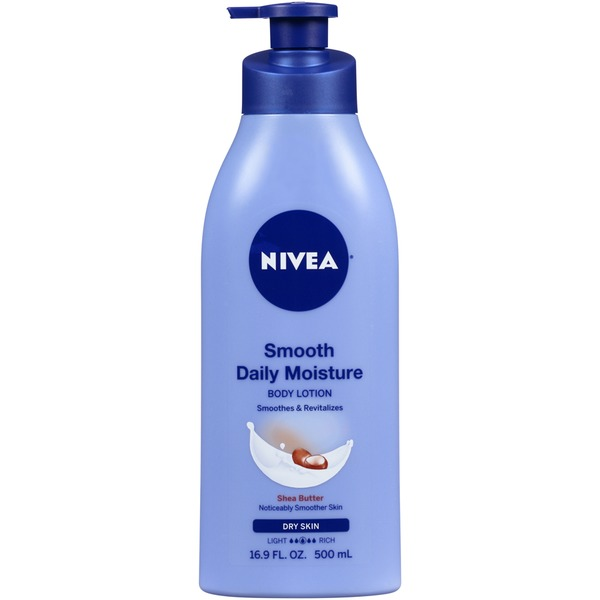 Nivea Smooth Sensation Body Lotion