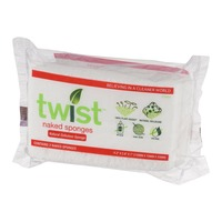 Twist Naked Sponges - 2 CT