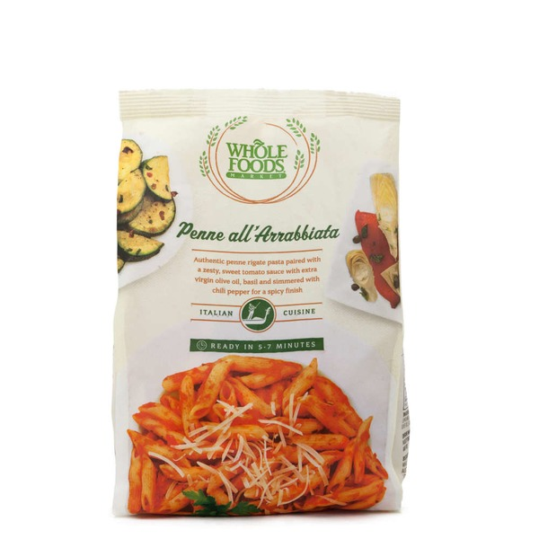 Whole Foods Market Penne All'arrabbiata