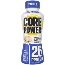 Core Power Shake, 26 Grams of Protein, Vanilla, 11.5 Oz, 1 Ct
