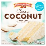 Pepperidge Farm Classic Coconut Layer Cake, 19.6 OZ