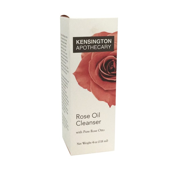 Kensington Apothecary Rose Oil Cleanser