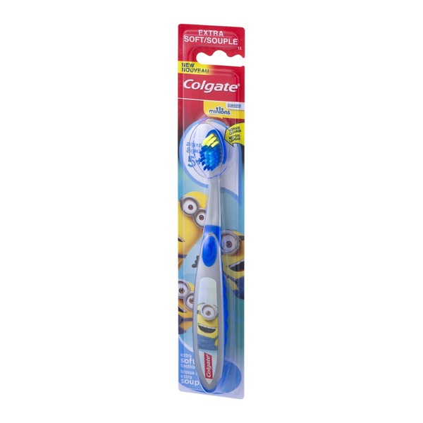 Colgate Minions Extra Soft Toothbrush