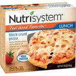 Nutrisystem Feel Good Favorites Thick Crust Pizza