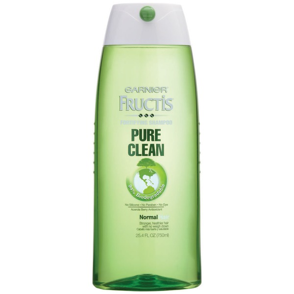 Fructis® For Normal Hair Pure Clean Shampoo