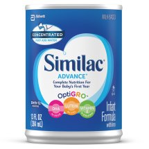Similac Advance 20 Infant Formula with Iron, Concentrated Liquid, 13 fl oz