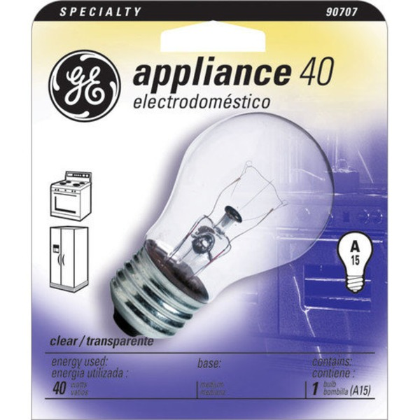 Everyday Living 40W Appliance Bulb